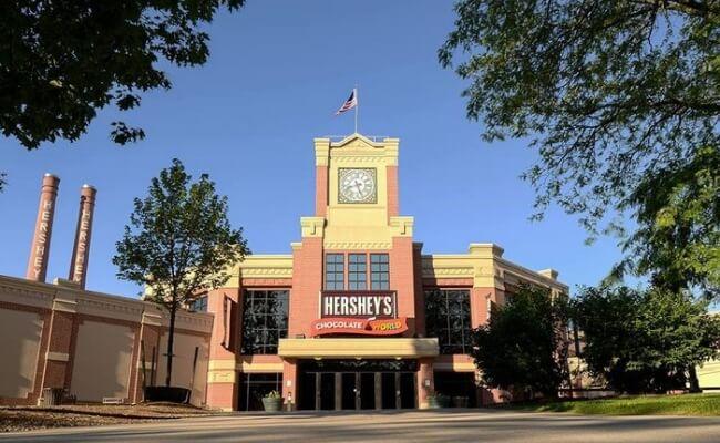 Hershey's Chocolateworld Attraction