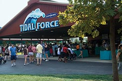 Tidal Force Catering