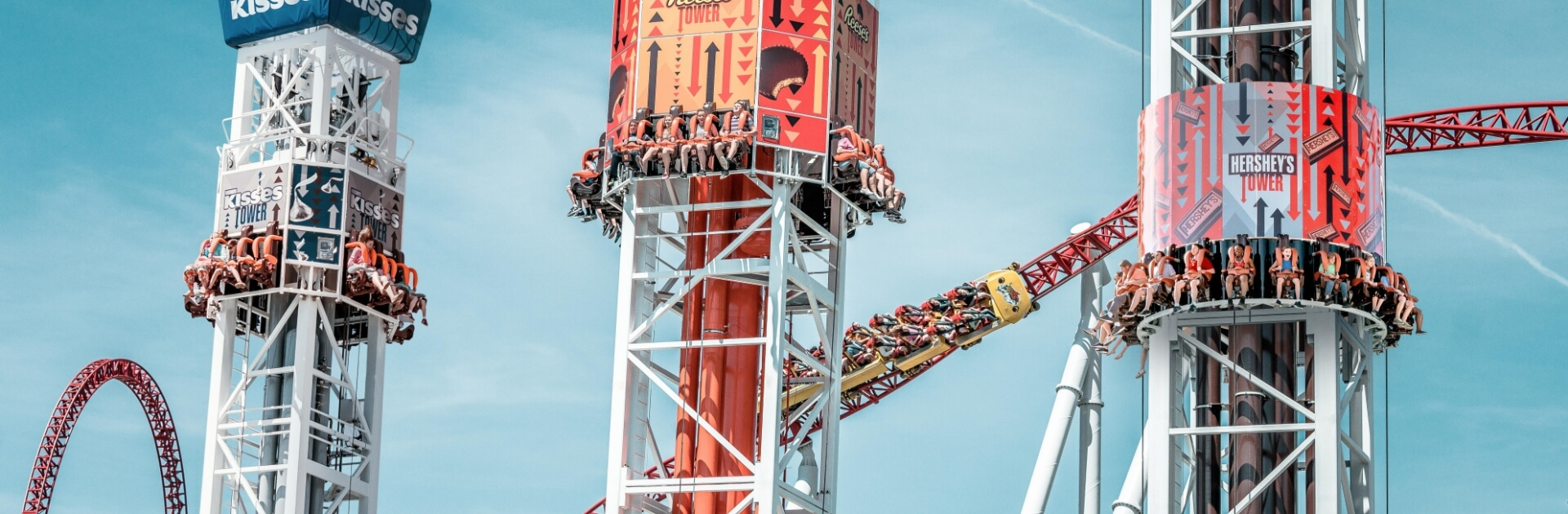 Triple Tower Attraction