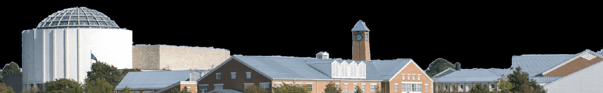 Milton Hershey School skyline