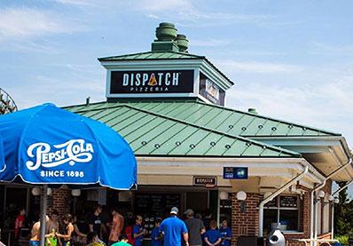 Dispatch Pizzaria Midway