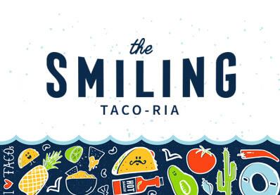 Smiling Tacoria Logo