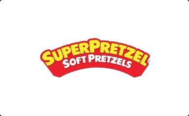 Super Pretzel logo