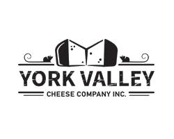 York Valley Cheese logo