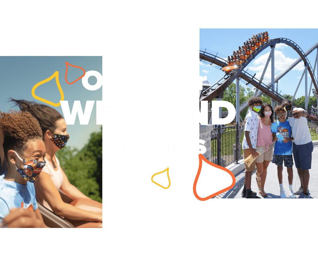 Open for weekend Thrills
