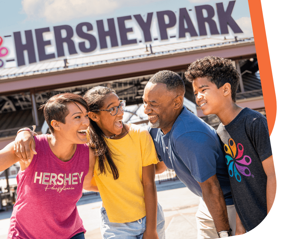 weekends are happier at hersheypark