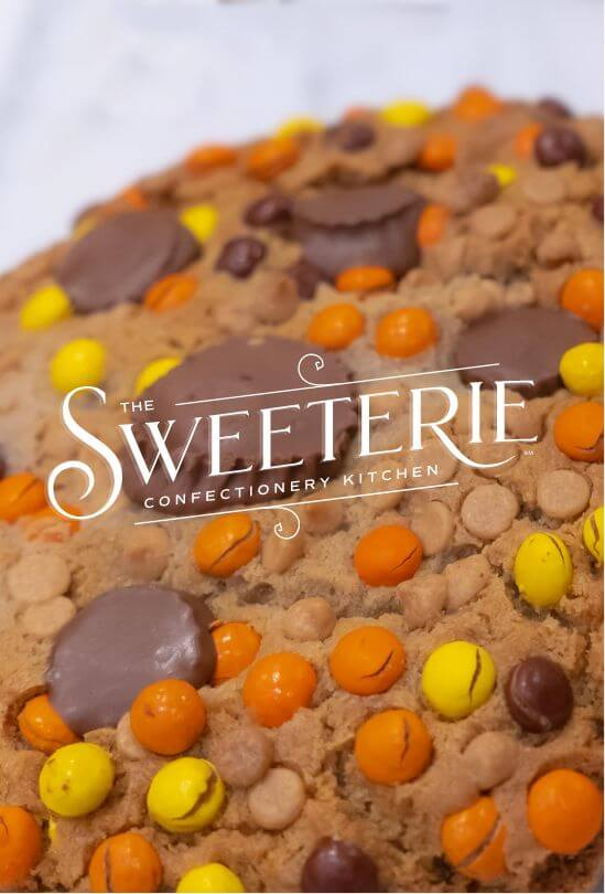 cookie from the sweeterie