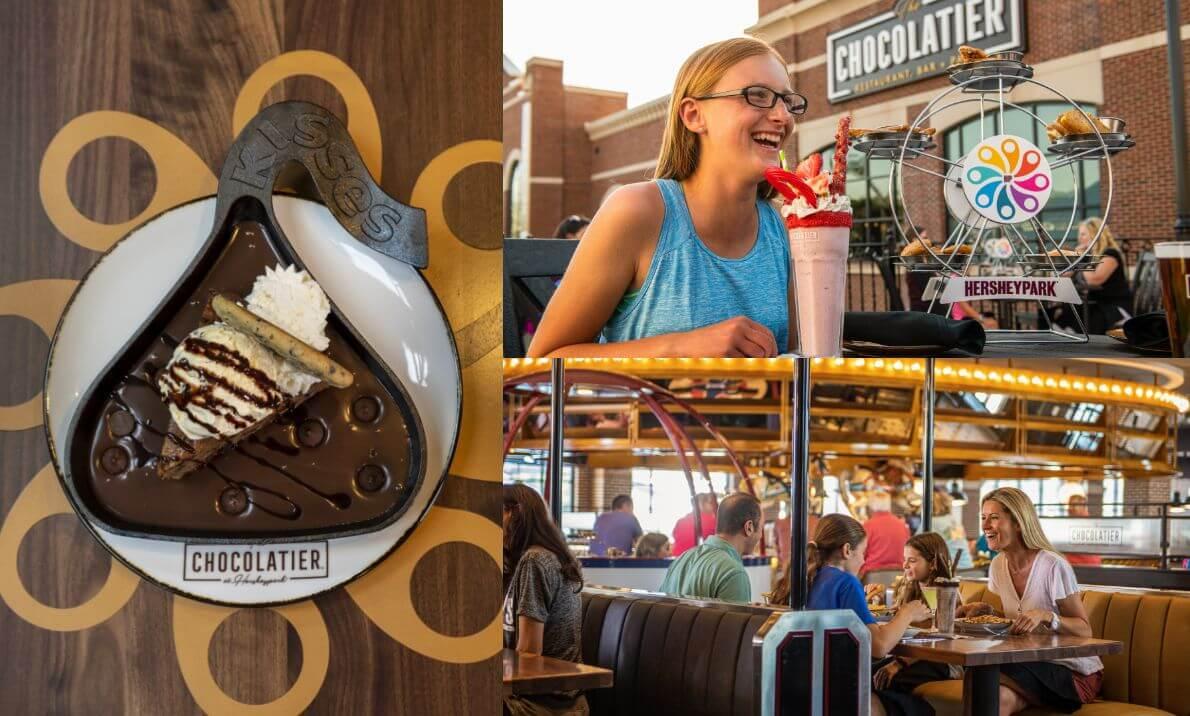 The Chocolatier At Hersheypark