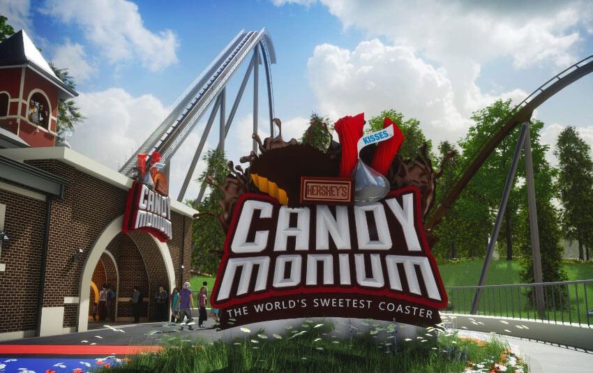 Candymonium render